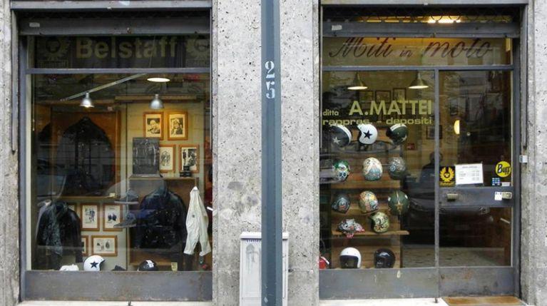 Belstaff Moto Mattei