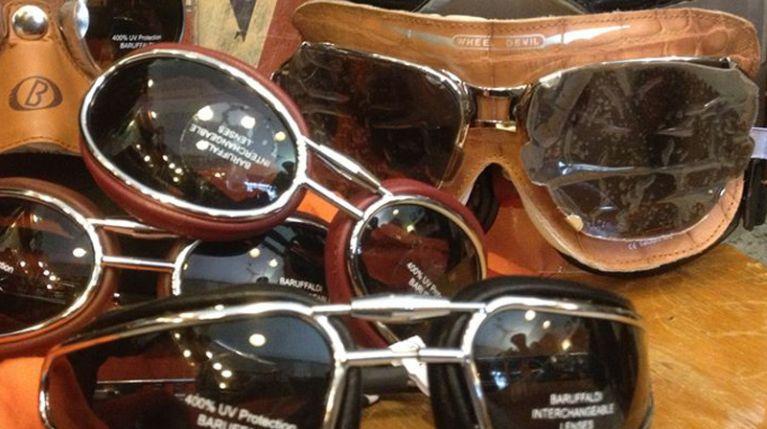 occhiali da moto