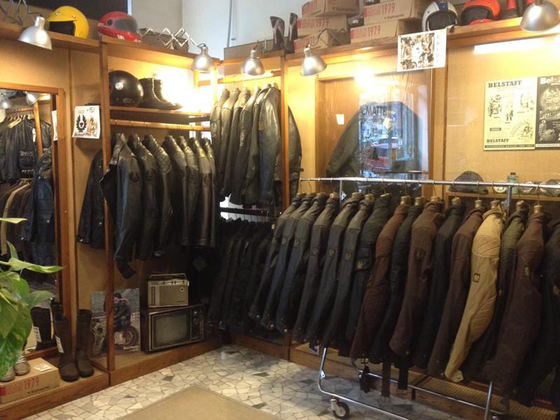 Belstaff Abbigliamento